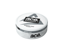 SNUS Nikotiinipadjad <br> ACE Superwhite <br> Extreme Cool 18mg/g