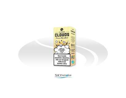 SKYsmoke CLOUDS e-liquid Apple Strudel Cake