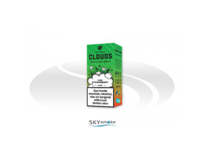 SKYsmoke CLOUDS e-liquid Crazy Kiwi