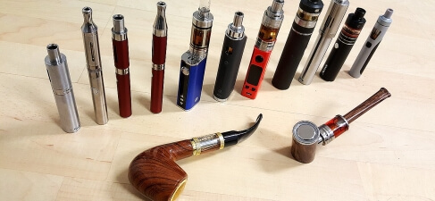 Good to know: e-liquids, batteries, atomizers